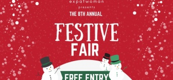 ExpatWoman's Festive Fair