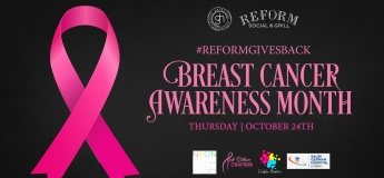 Breast Cancer Awareness with Reform