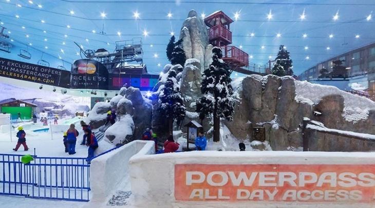 Ski Dubai Tickets - Flat 30% Off