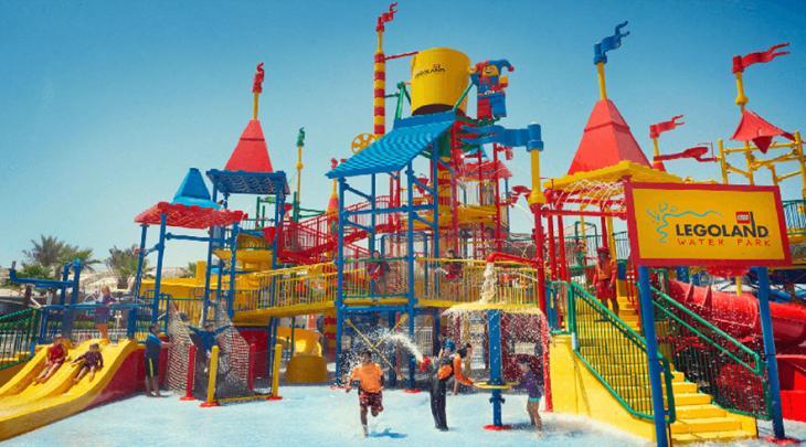 Dubai Parks & Resorts - Flat 35% Off