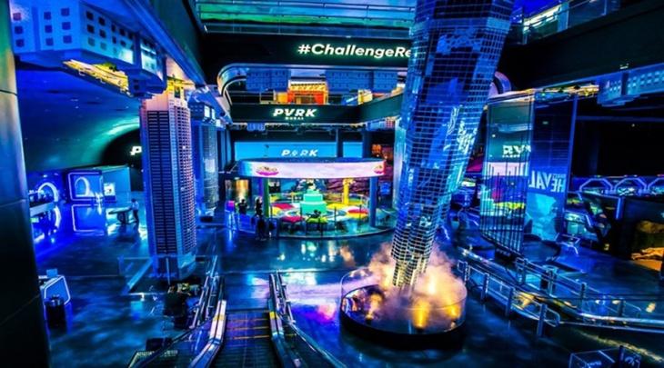 VR Park Unlimited Rides Ticket at Dubai Mall - 55% Off