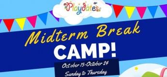 Midterm Break Camp @ Playdates