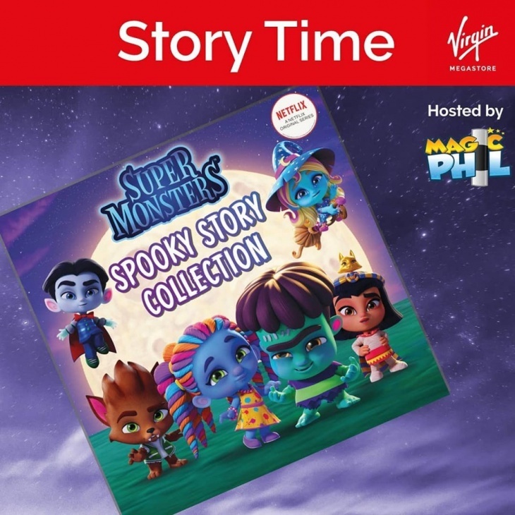 Spooky Story Time