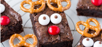 Kids Festive Class: Rudolf Chocolate Brownies