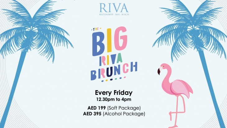 Big RIVA Brunch