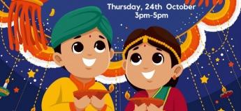 Diwali Celebration @ Chubby Cheeks Nursery