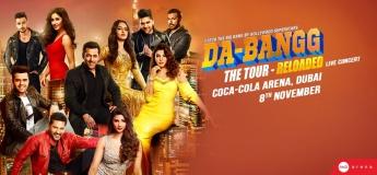 Flat 10% Off on Da-bangg the Tour Overloaded Concert Dubai - Salman Khan in Dubai