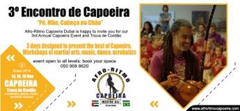 3rd Dubai Annual Capoeira Event