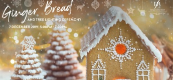 Ginger Bread and Christmas Tree Lighting Ceremony