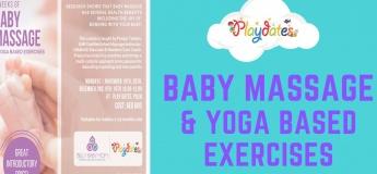Free Trial! Baby Massage & Yoga Based Exercise