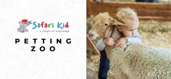 Safari Kid Nursery Sheikh Zayed Road Petting Zoo!