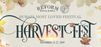 Harvest Fest at Reform Social & Grill