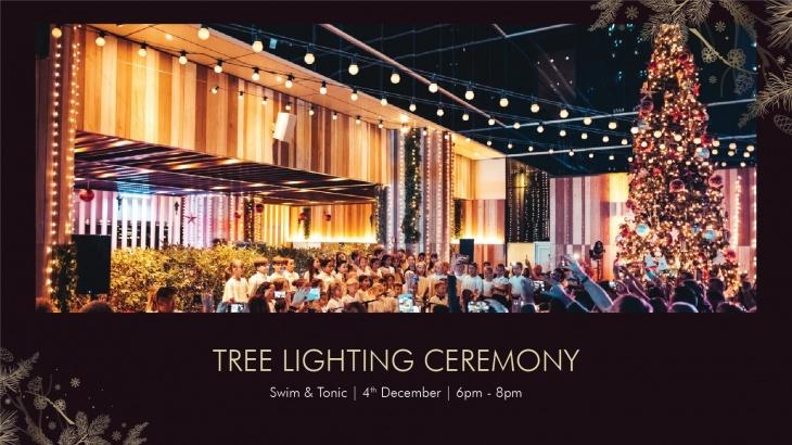 Steigenberger Tree Lighting @ Steigenberger Hotel Business Bay Dubai