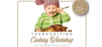 Thanksgiving Cooking Workshop