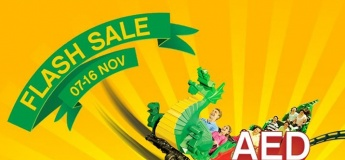 November flash Sale @ LEGOLAND® Dubai