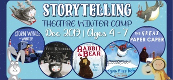 Storytelling Winter Camp 2019