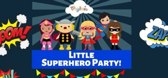 Little Superhero Party