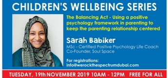 Children Well Being Series