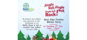 Best Kidz Festive Winter Party
