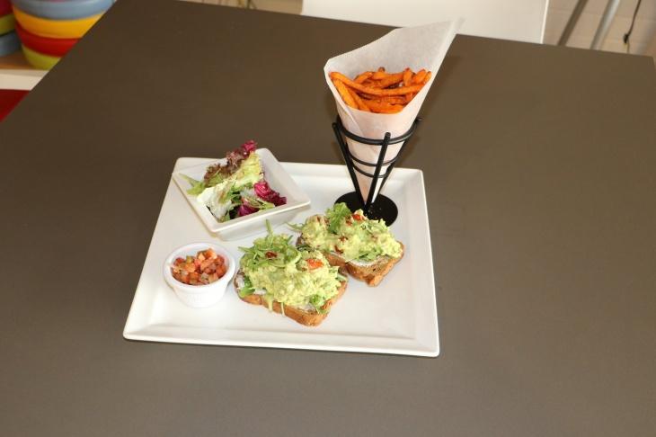 Vegan Fest @ Qiso Cafe.Foodmart.Happiness