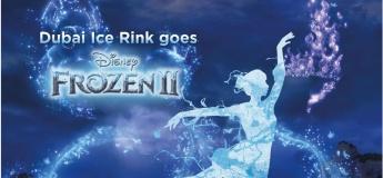 Dubai Ice Rink goes Frozen II!