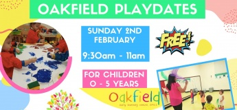 Oakfield Playdates