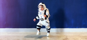 National Day Celebration @OliOli - An Astronaut in Every Child