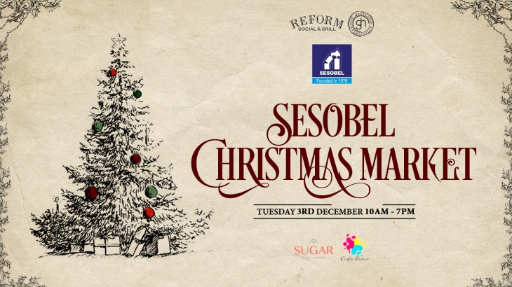 Sesobel Christmas Market at Reform