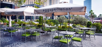 Eggspectation - Breakfast venue with a view