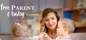 FREE PARENT & BABY SESSIONS