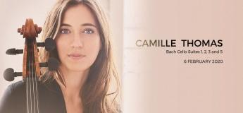 Camille Thomas - Bach Cello Suites