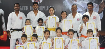 Karate classes @Nippon Karate Centre