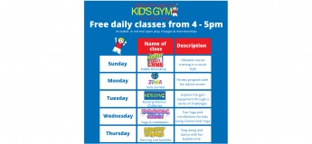Free Daily Classes