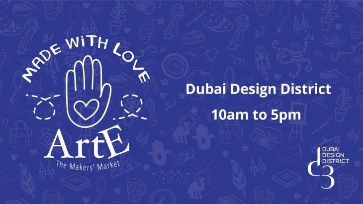 ARTE The Makers' Market at Dubai Design District