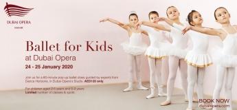 Ballet for Kids @ Dubai Opera