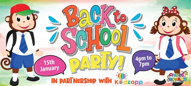 Back School Party