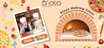 Little Chef - Pizza Making Class [CANCELED]