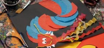 Little Fiery Dragon | Little Ones Workshop