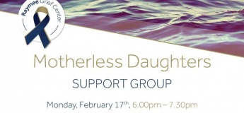 Free  Motherless Daughters Support Group