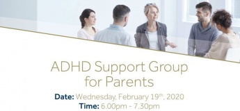 Free  ADHD Support Group for Parents