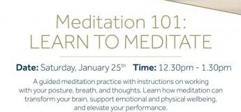 Meditation 101 - Learn To Meditate