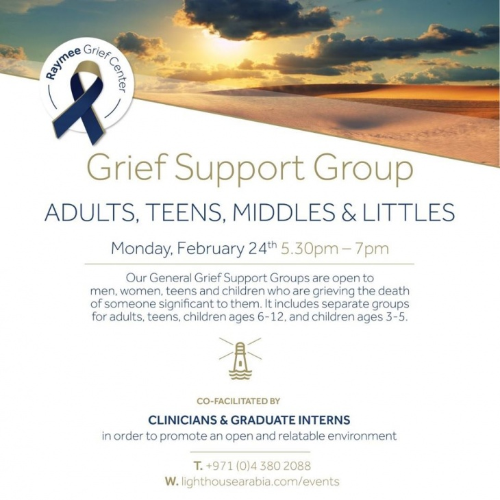 Free Grief Support Group