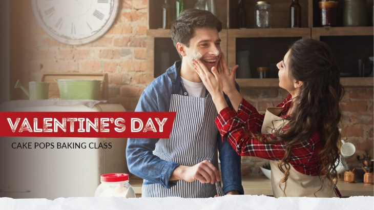 Baking Class   Valentine's Day
