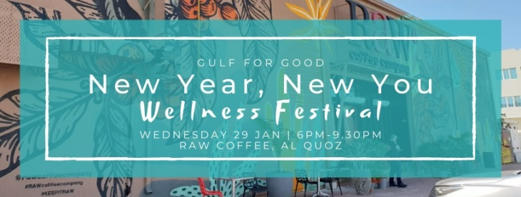 G4G New Year, New You Wellness Festival