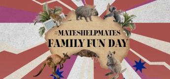 MatesHelpMates: Family Fun Day