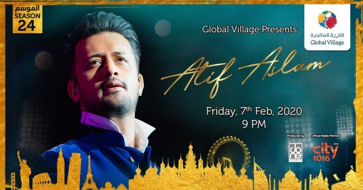 Atif Aslam Live in Concert