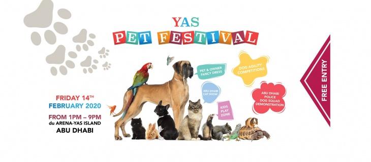 Yas Pet Festival