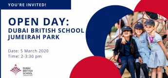 Open Day @ Dubai British School Jumeirah Park