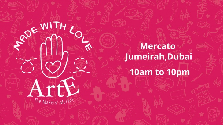 ARTE The Maker's Market pop up at Mercato Mall