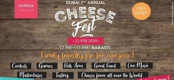 Dubai Cheese Fest